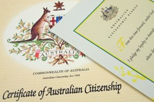 Eligibility in Parliament: Renouncing foreign citizenship