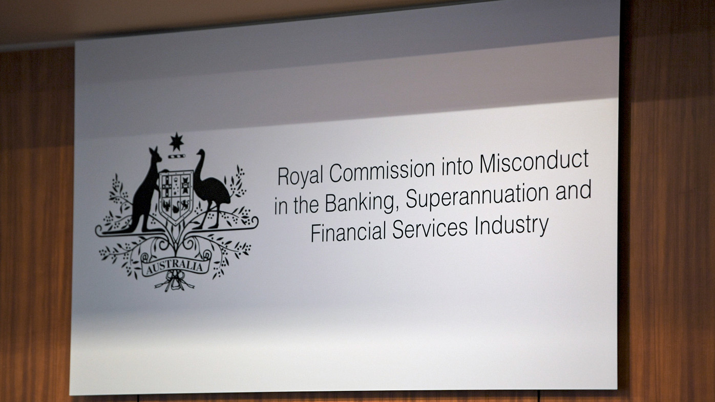 Image result for royal commission into banking misconduct